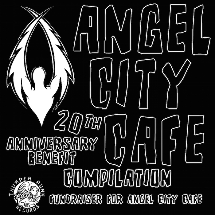 Angel City Cafe Benefit Comp cover