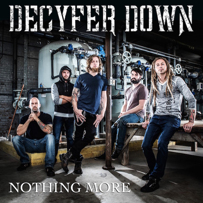 Decyfer Down Nothing More Single cover