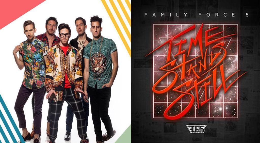 FF5 band plus album big