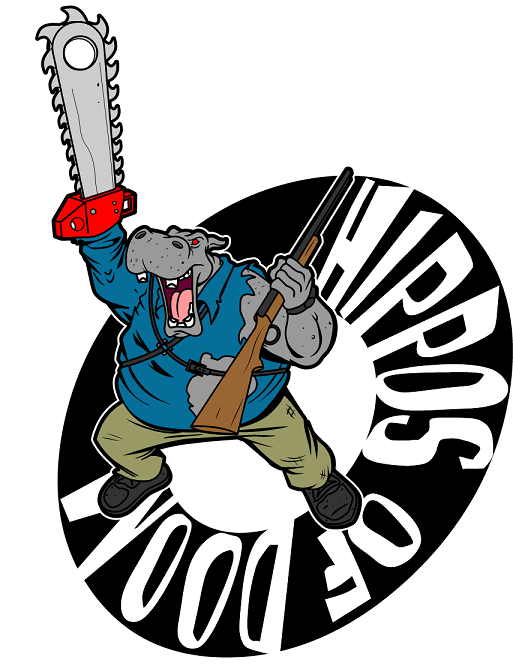 Hippos of Doom logo