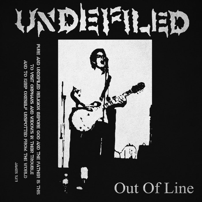 Undefiled 7- Front