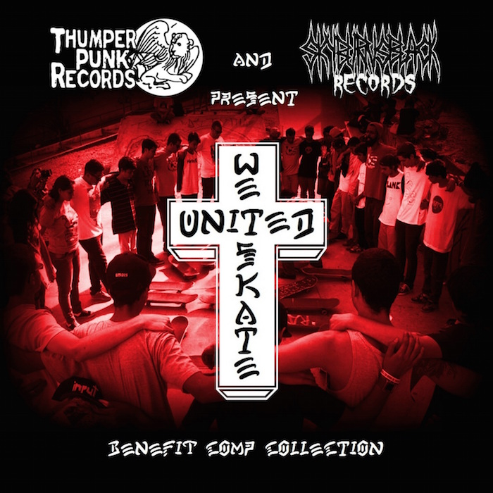 United We Skate Album Cover