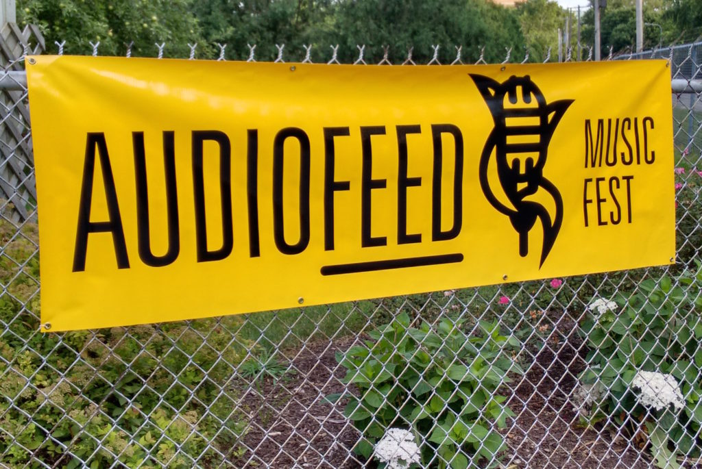 AudioFeed 2016