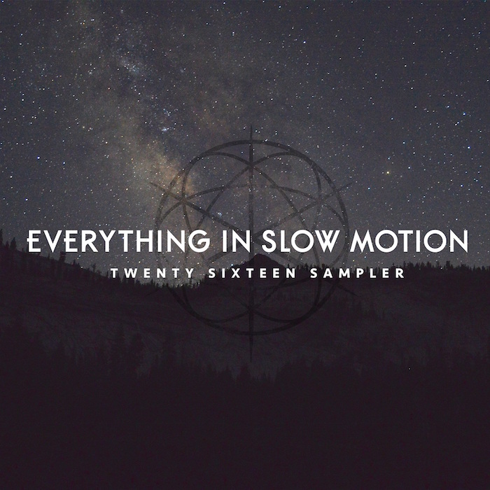Everything In Slow Motion sampler